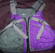 A well fitting pfd!