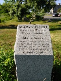 Mary's Point Memorial
