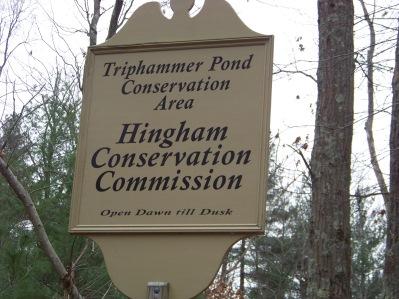 triphammer pond conservation area