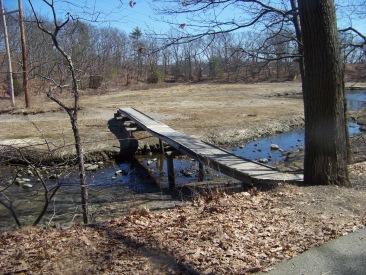 bridge at great esker park