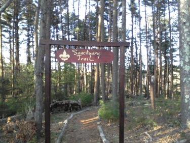 sanctuary trail