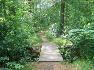 ames nowell hiking trail