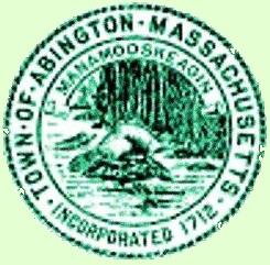 abington town seal