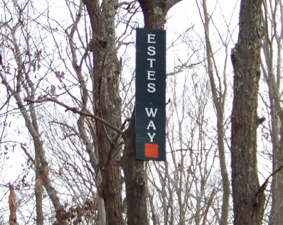 estes way in holbrook town forest