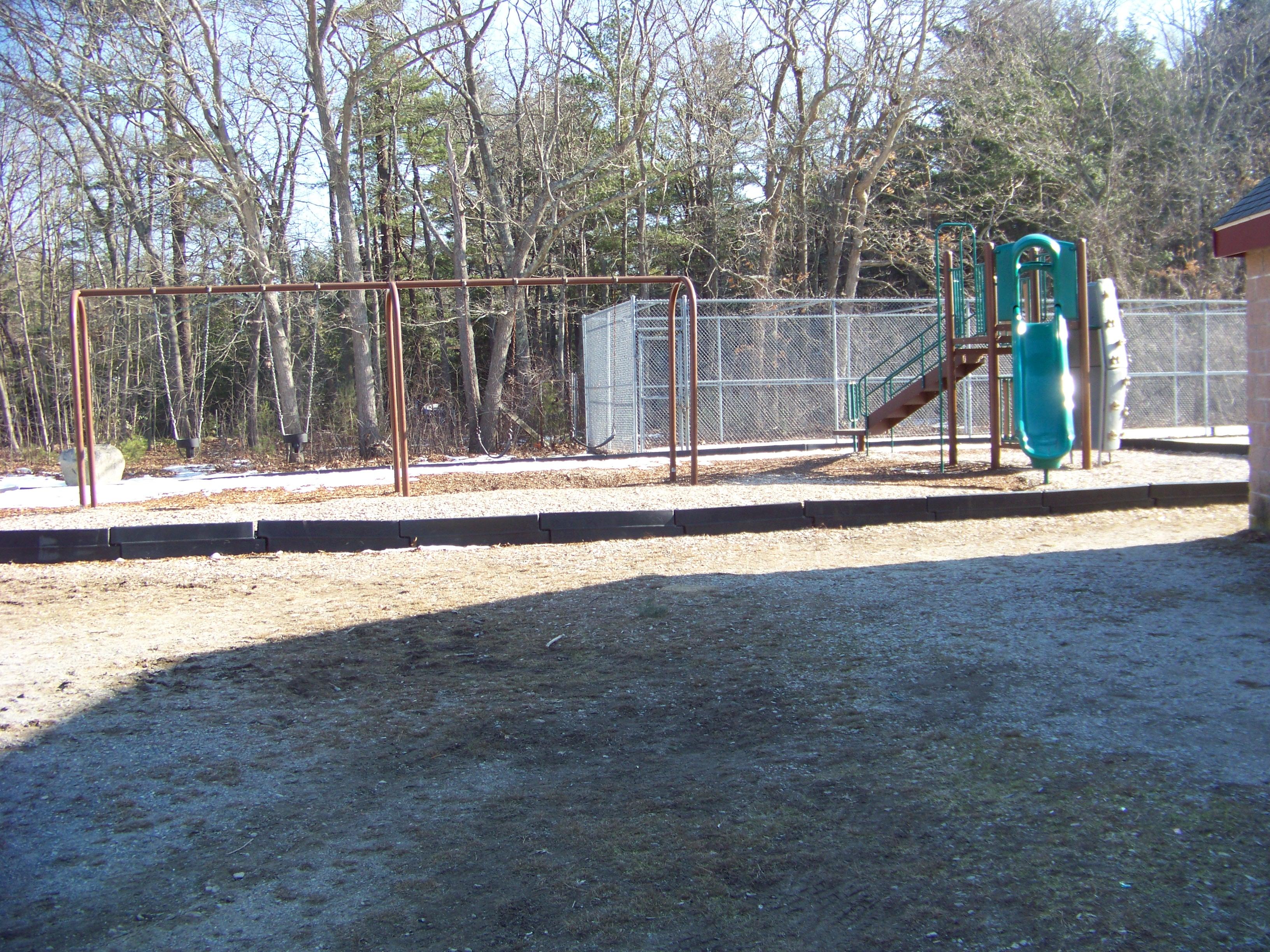 Negus Park Playground