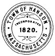 Town of Hanson Seal