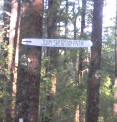 john sherman path in duxbury