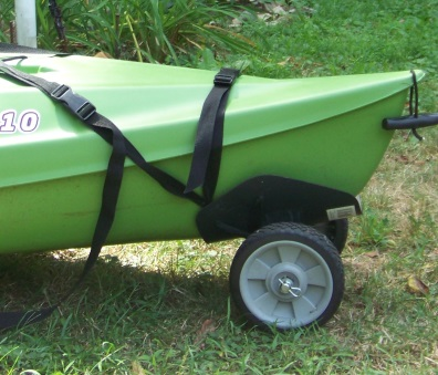 kayaking trailer