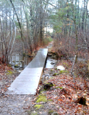 Longest bridge in melzar hatch reservation