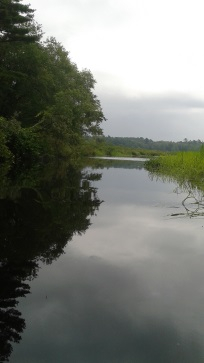 A look down Indian Head River heading toward the North River