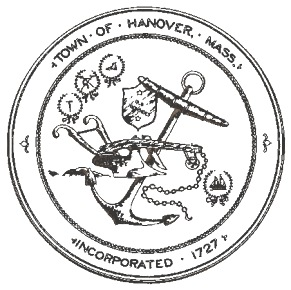 original design of Hanover Town Seal