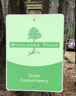 Wildland Trust's Striar Conservancy