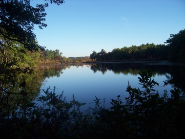 upper chandler pond