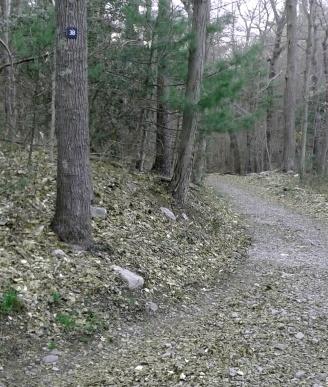turkey hill lane at marker 38