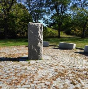 The Grape Island Alarm Memorial