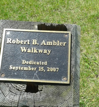 Robert Ambler Way at Webb Memorial State Park.