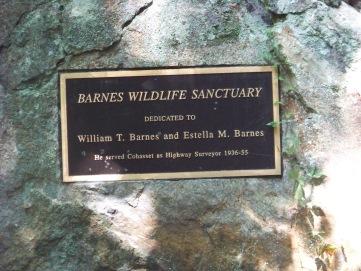 Barnes Wildlife Sanctuary
