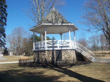 bandstand at whitman park