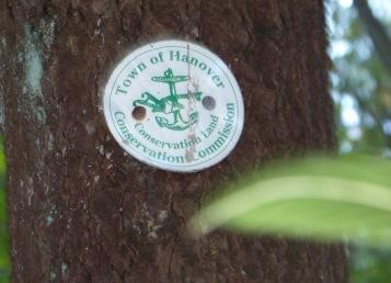 Hanover conservation commission disk