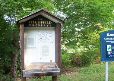 Litchfield Preserve Kiosk