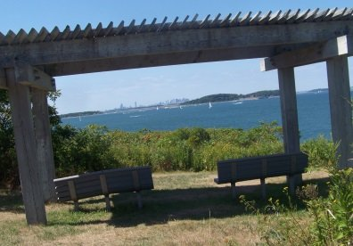 pavilion on bumpkin island
