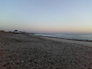 Dog friendly Rexhame Beach