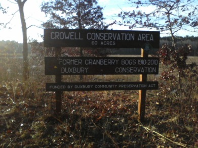 crowell conservation area