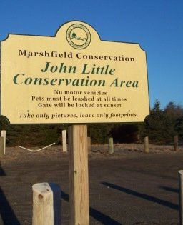 John Little Conservation Area Marshfield