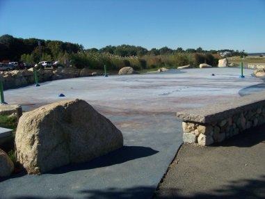 Nelson Playground Splash Pad