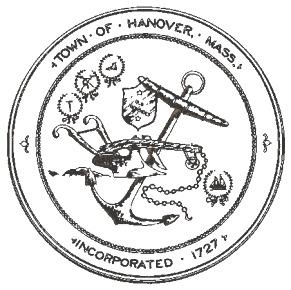 original design of Hanover Town Seal